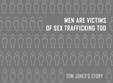 Men are victims too - square