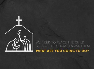 PlaceTheChildBeforeTheChurch