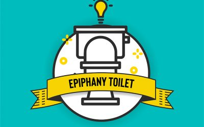 Epiphany Toilet – Stop Wasting People's Time
